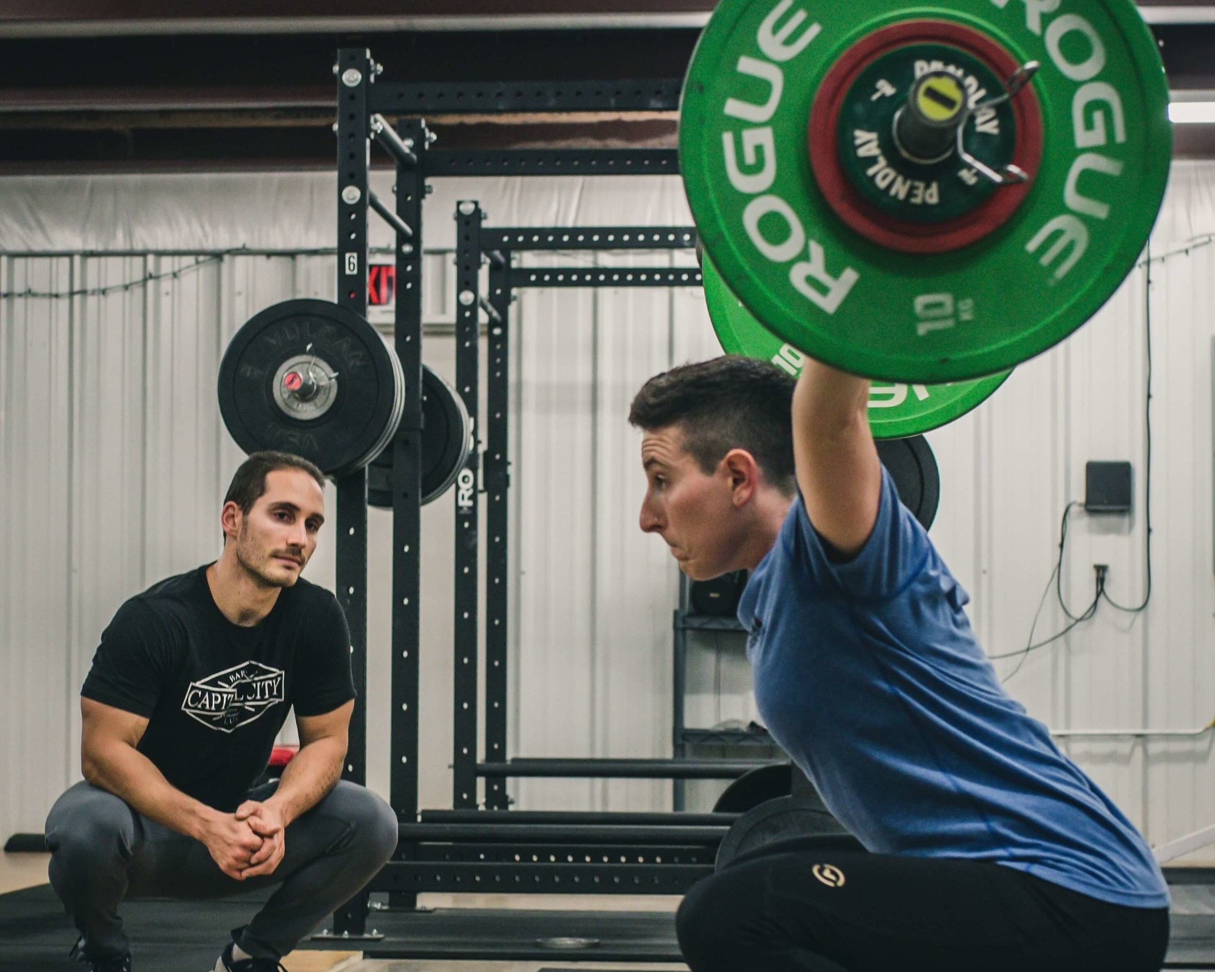 Onsite Plans - Coaching and programming at our Asheville, NC gym