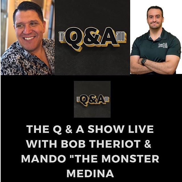 "Tune into ""The Q & A Show"" on our Facebook Page Wednesday Aug. 28th at 7pm mountain. 🔥This weeks Guest is Local Broadcaster Mando """"The Monster"" Medina! Go to Facebook.com/TheQandAShow #show #interview #local #localtalemt #sports #broadcast #broadcaster #elpaso #elpasotx #915 #facebook #facebooklive #qanda #talktown #sportstalk #mandomedina #utep #football #collegefootball #highschoolfootball #game #predictions"