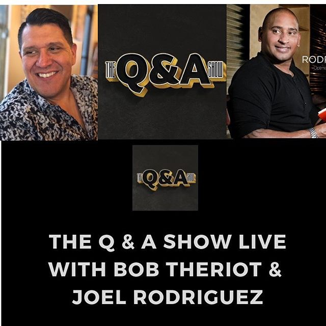"Tune into my interview with Joel Rodriguez - ""The Optimistic Seeker"" Watch the show LIVE on Facebook Thursday September 26th at 7pm mountain time. Click the link in my profile to watch! #show #live #podcast #podcaster #q&a #TheQ&AShow #interview #optimistic #seeker #facebook #facebooklive #liveshow #author #speaker #personaldevelopment #hustle #beattheodds #hashtags4likes #positive"