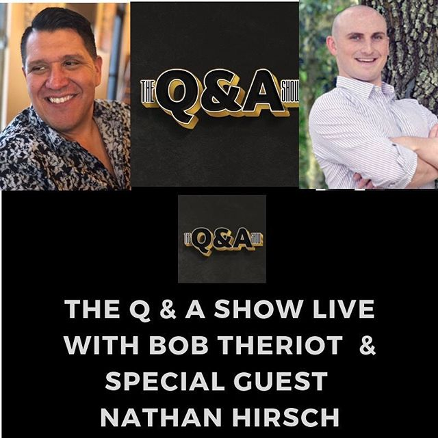 Watch my LIVE Interview with Nathan Hirsch in Wednesday October 16th at 7pm mountain time. Learn how he grew his Amazon business using drop shipping!  #amazon #dropshipping #onlinemarketing #marketing #business #strategy #hashtagsforlikes #elpaso #elpasotx #interview #liveshow #q&a #qanda #facebook #facebooklive #bobtheriot