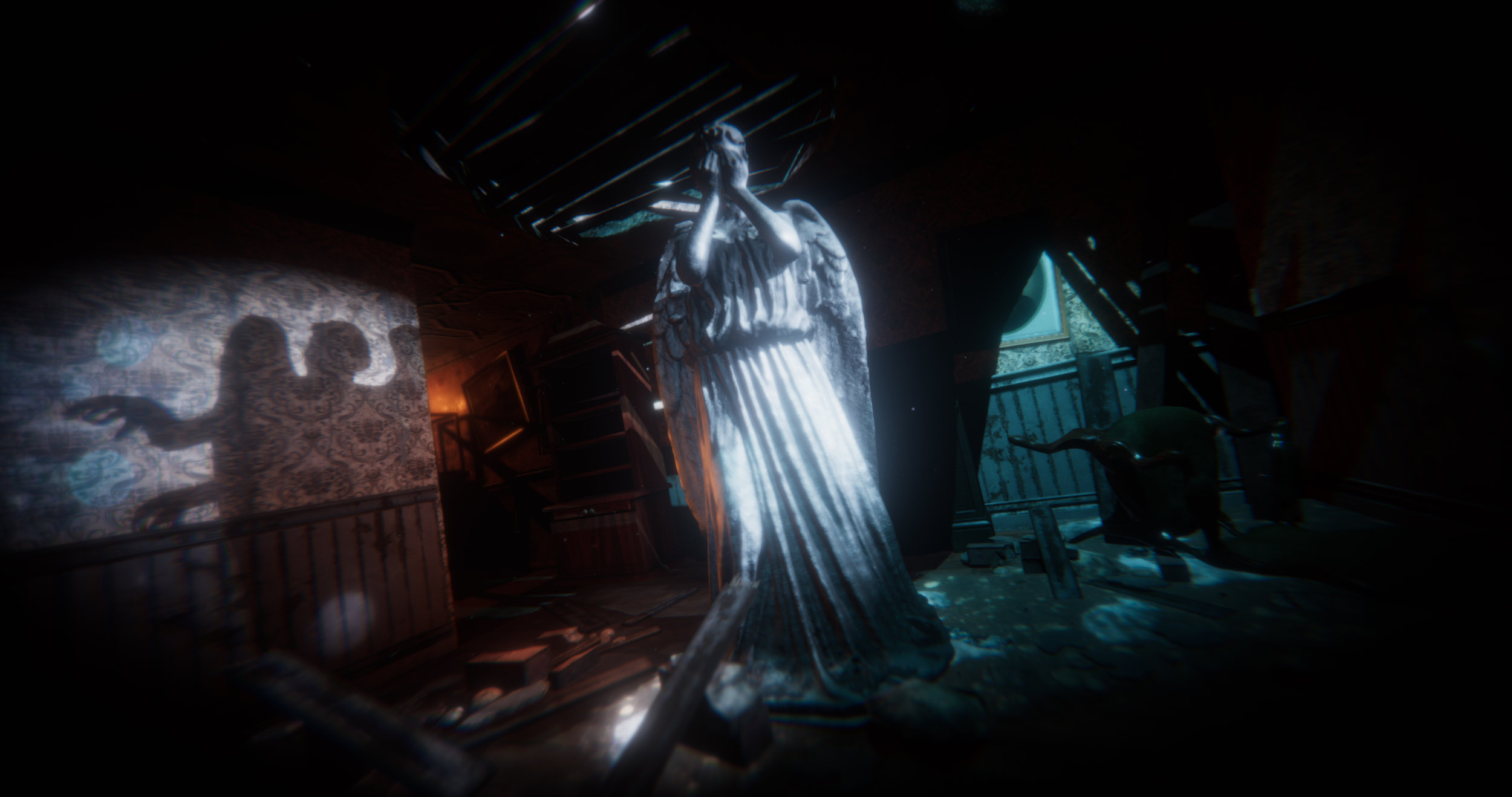 The game features iconic monsters including The Daleks & Weeping Angels