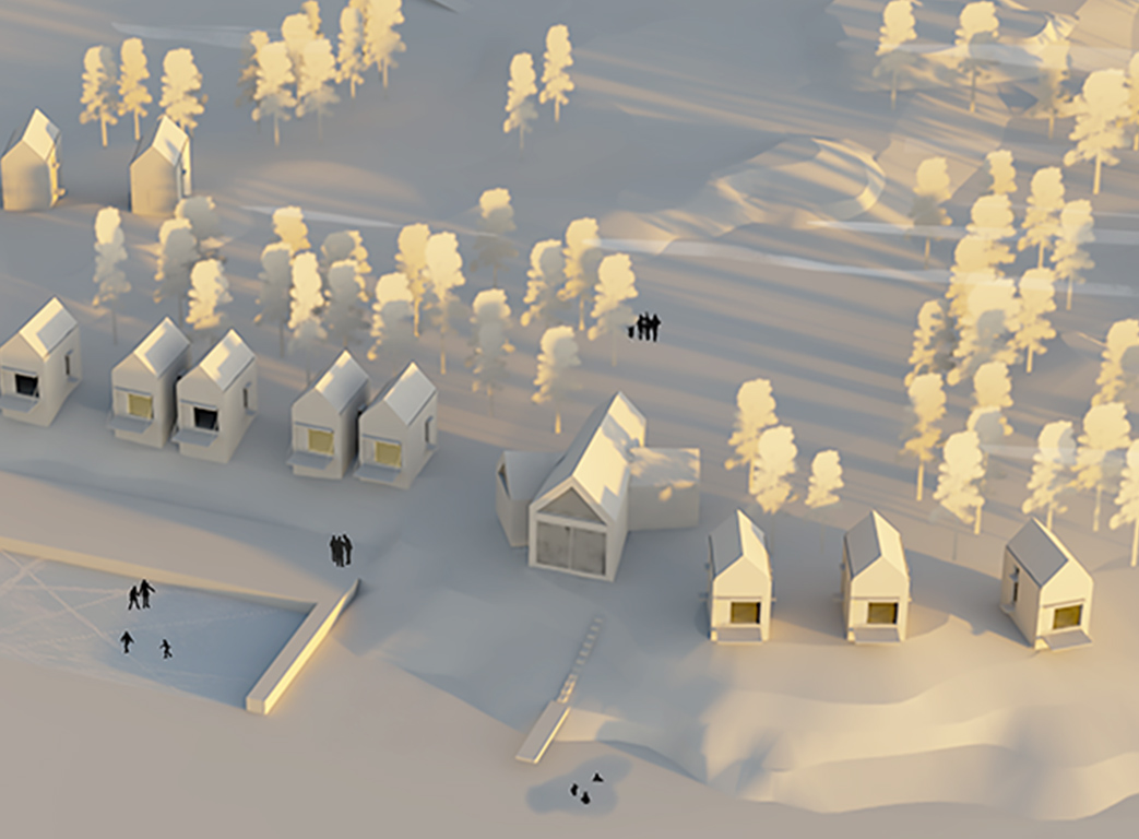 Ecovillage development -