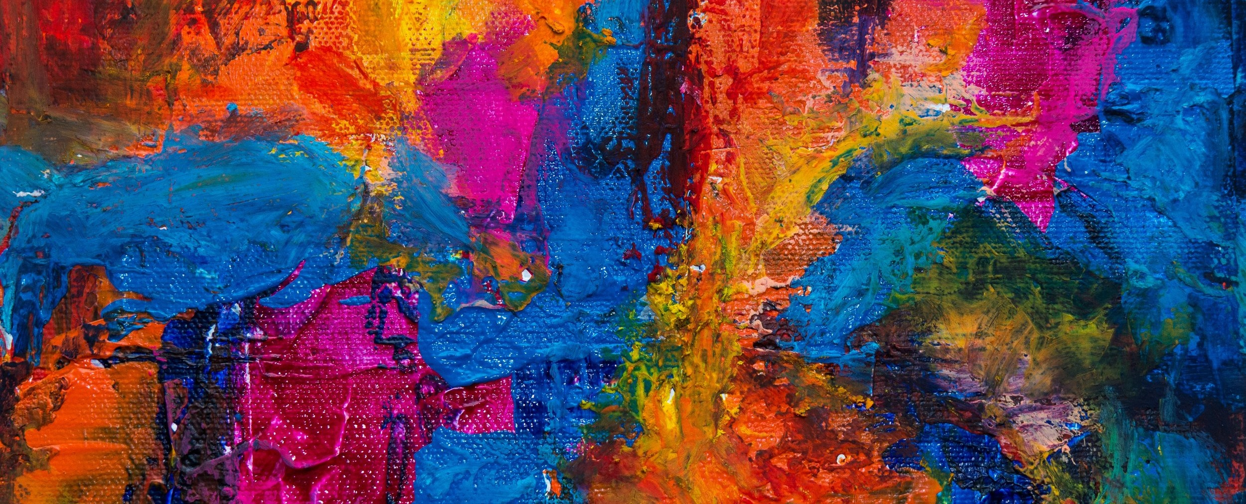 Courageous Conversations - painting