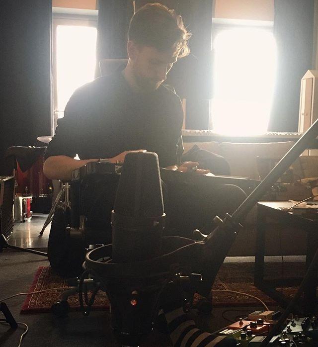 lapsteel/guitar for my album!  halló halló