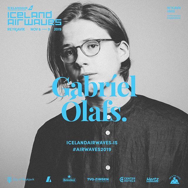 Looking forward to @icelandairwaves 2019!