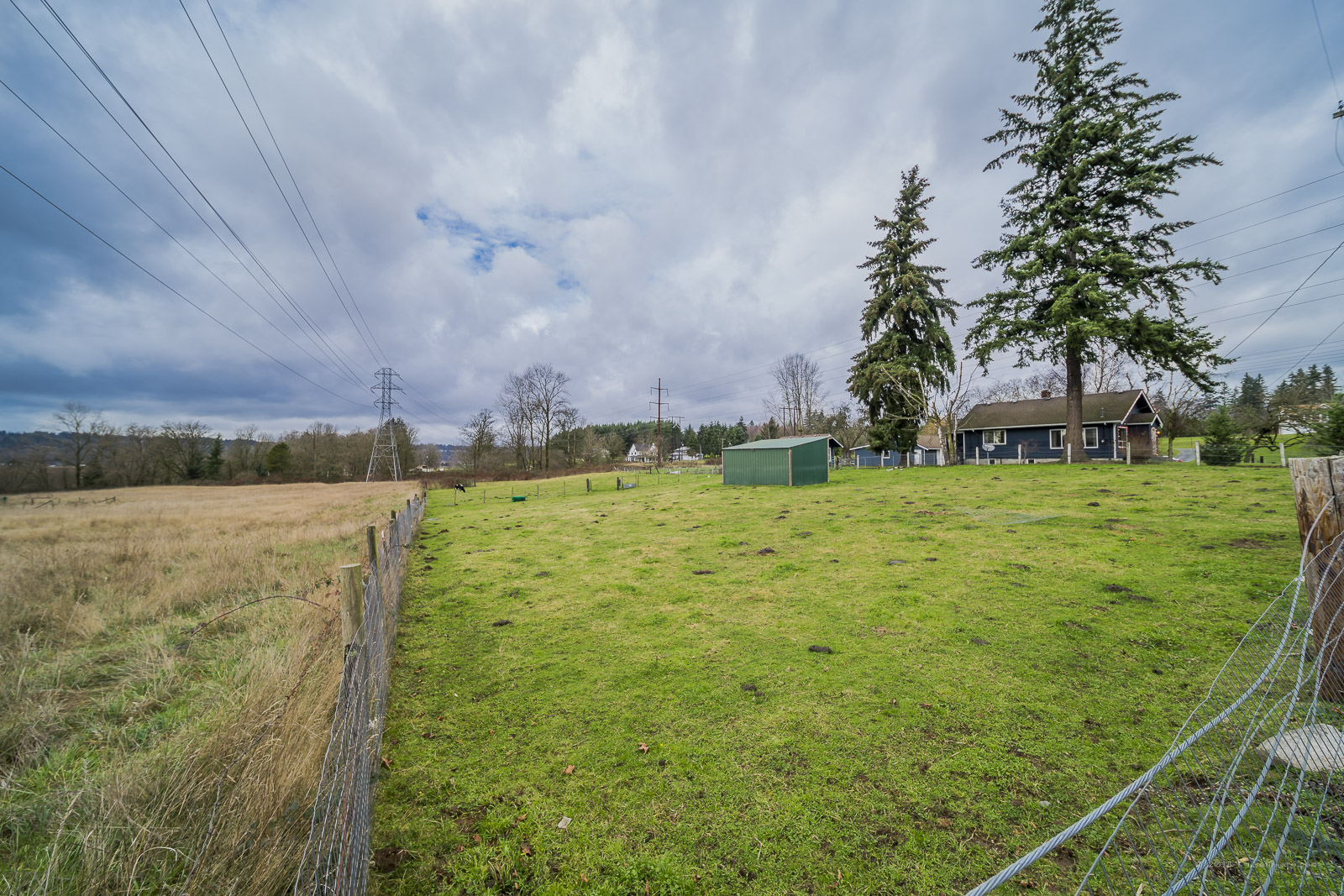 SOLD - Snohomish 5 Acres
