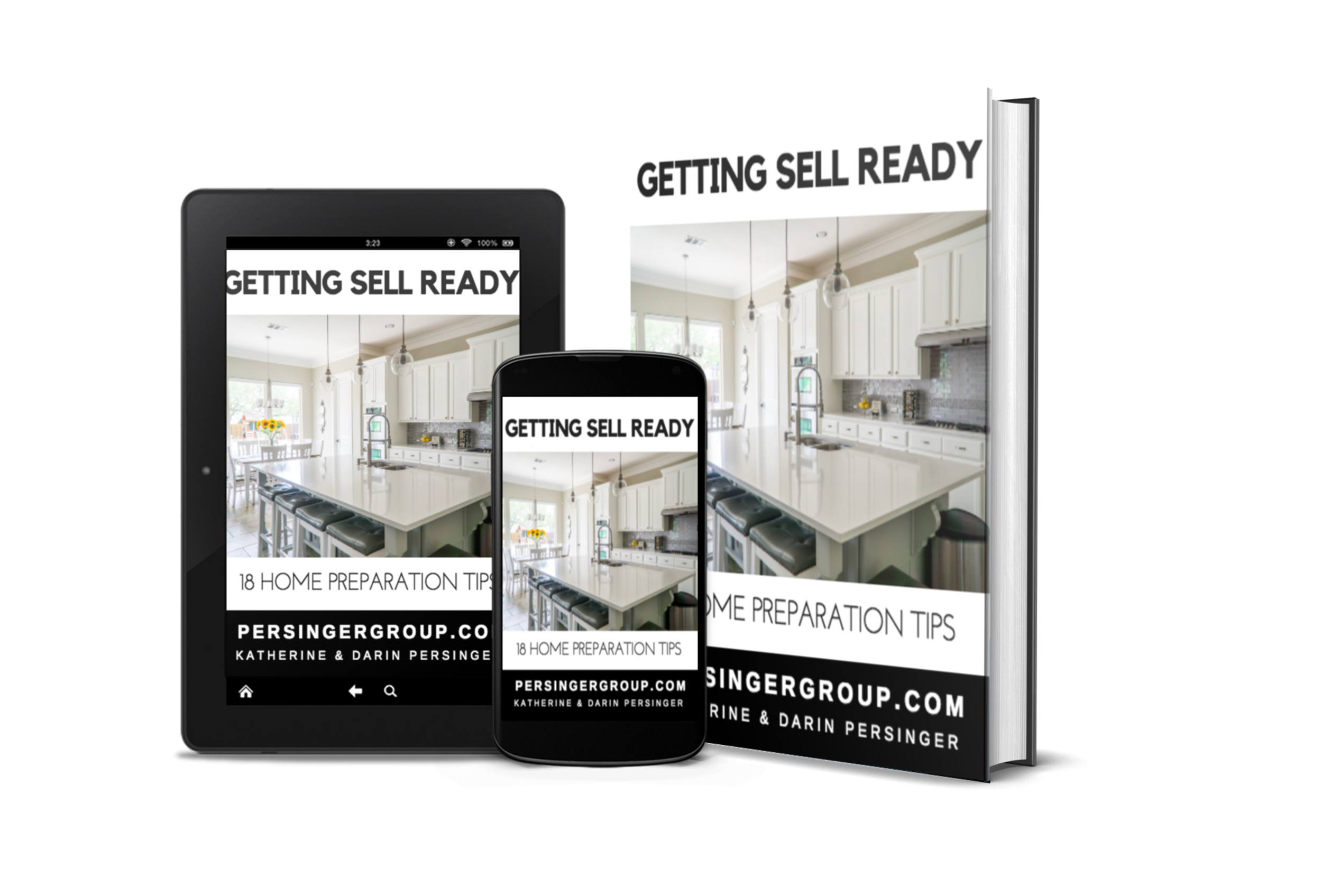 Free Guide For Home Sellers Looking To Get Their Home Ready To Sell