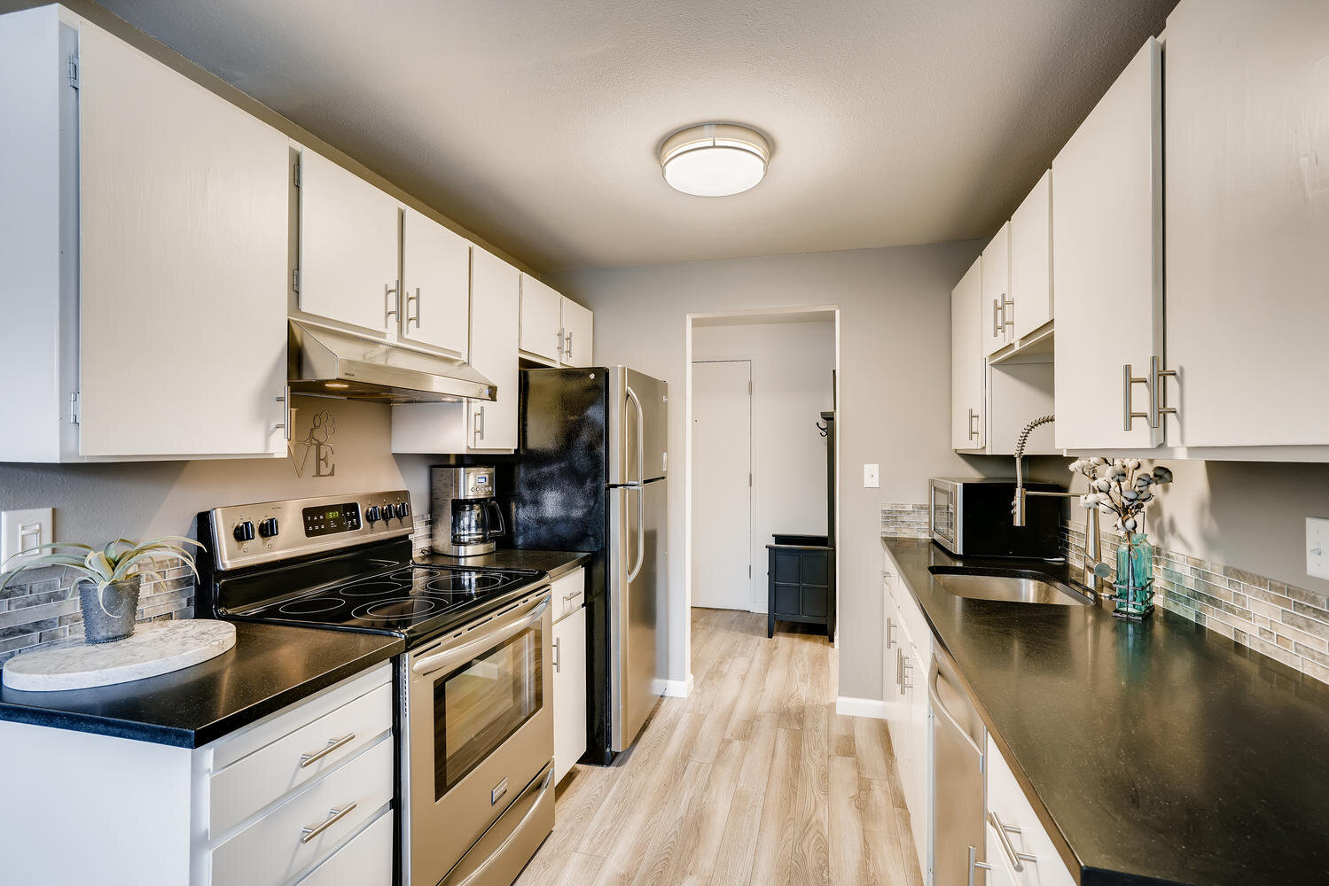 Nicely Remodeled -