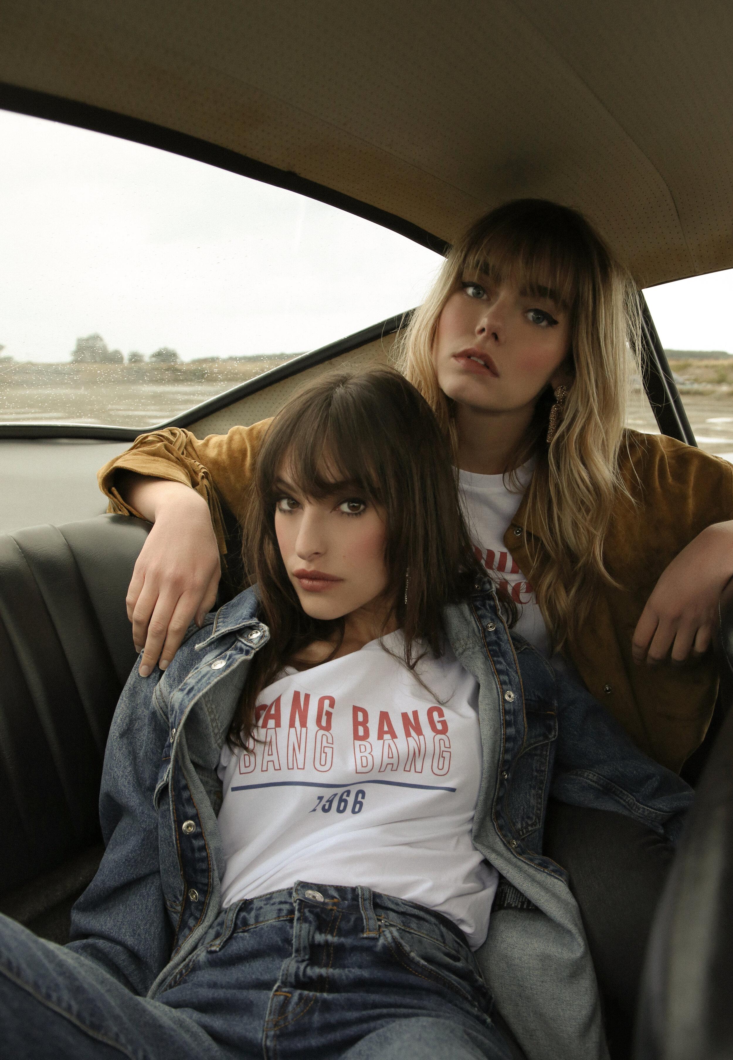 Copie de Amour Singulier - T-shirt Bang Bang
