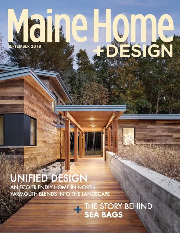 Maine Home+Design, September, 2018   Of Stewards and Seafarers