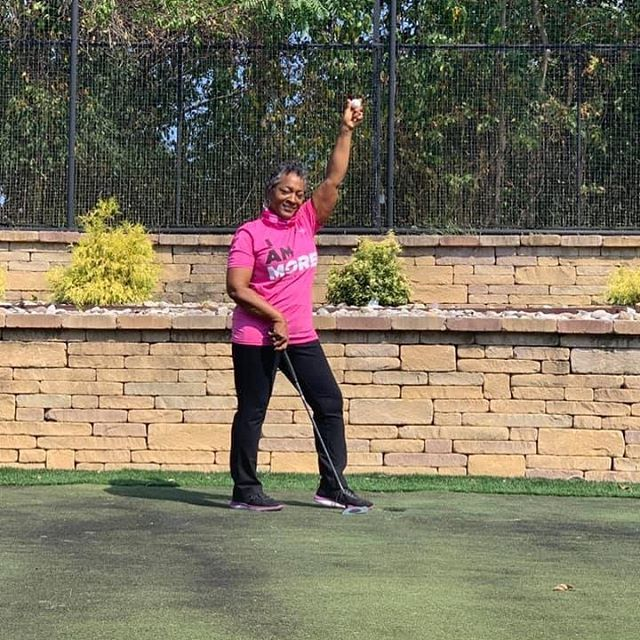 Happy Friday! It's  #BreastCancerAwarenessMonth Make sure you mark this month to get your exam!! Love you to life!!! Living the blessing!!! www.jaculinhjones.com