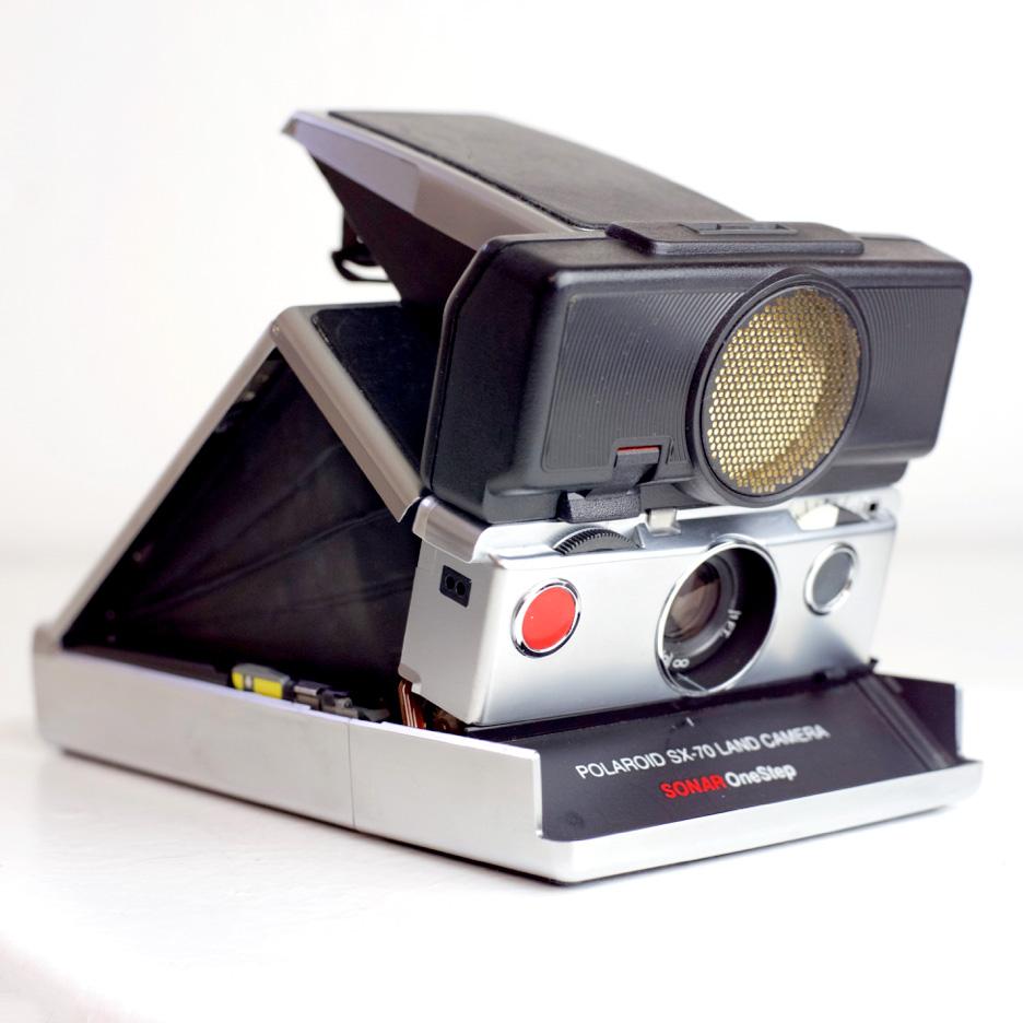 Polaroid Roots - SX-70 Polaroid Sonar
