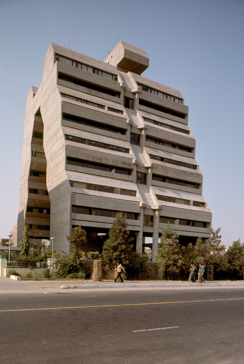 National Co-operative Development Corporation - (1980, Kuldip Singh)© MIT, photograph by Peter Serenyi