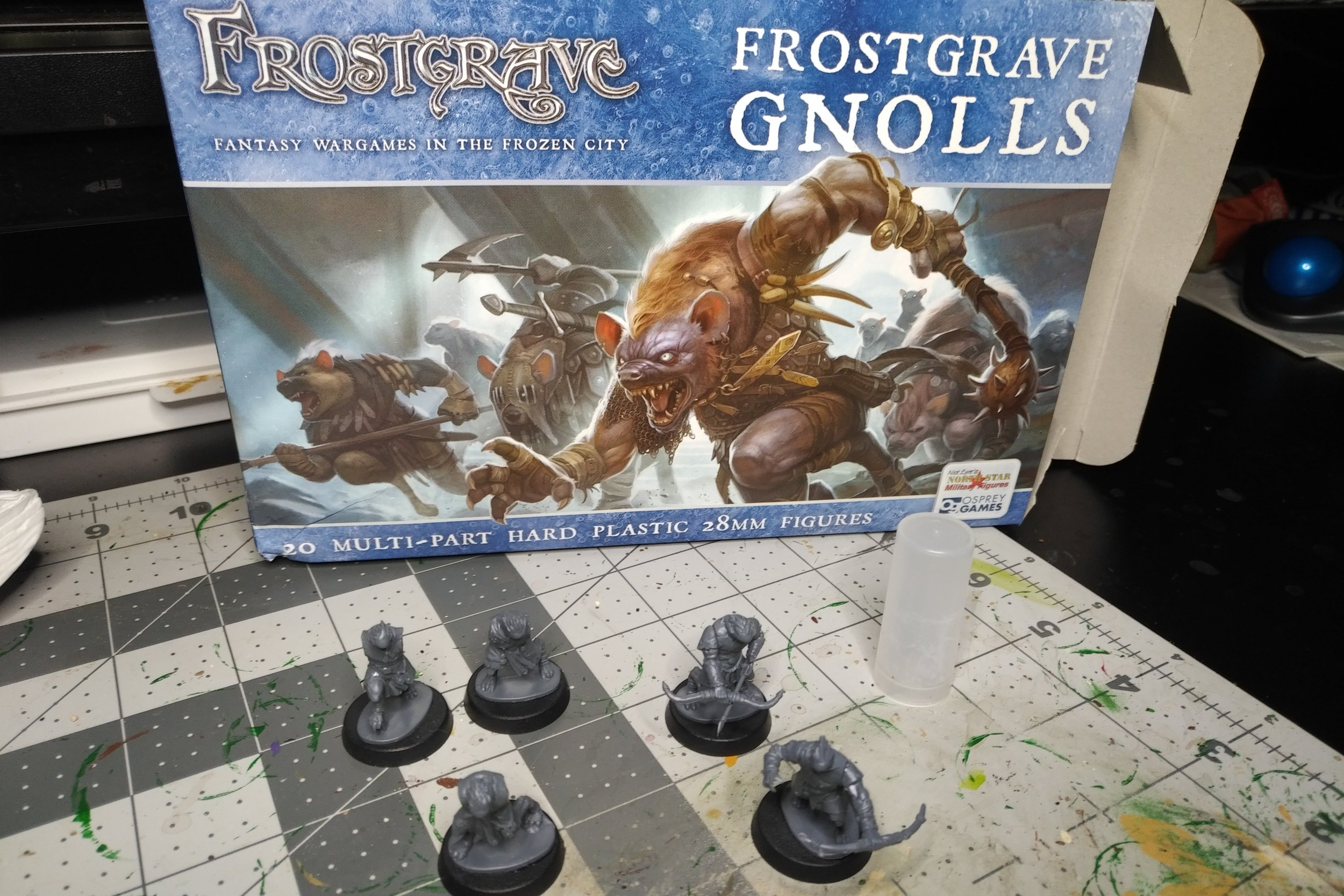 Frostgrave: Gnolls - Raiders and scavengers for hire