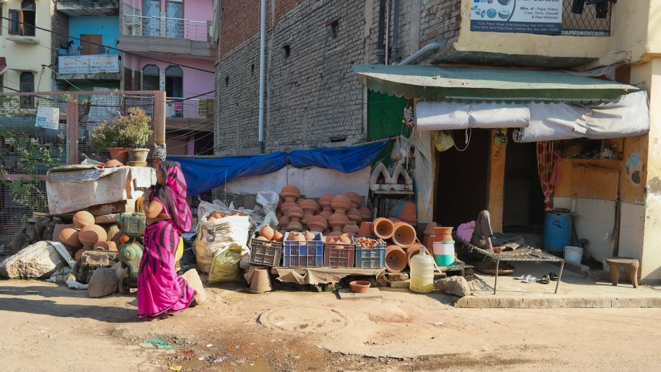 Dispatches: Delhi's Neglected Urban Villages   In Delhi, development and dilapidation occurs concurrently.