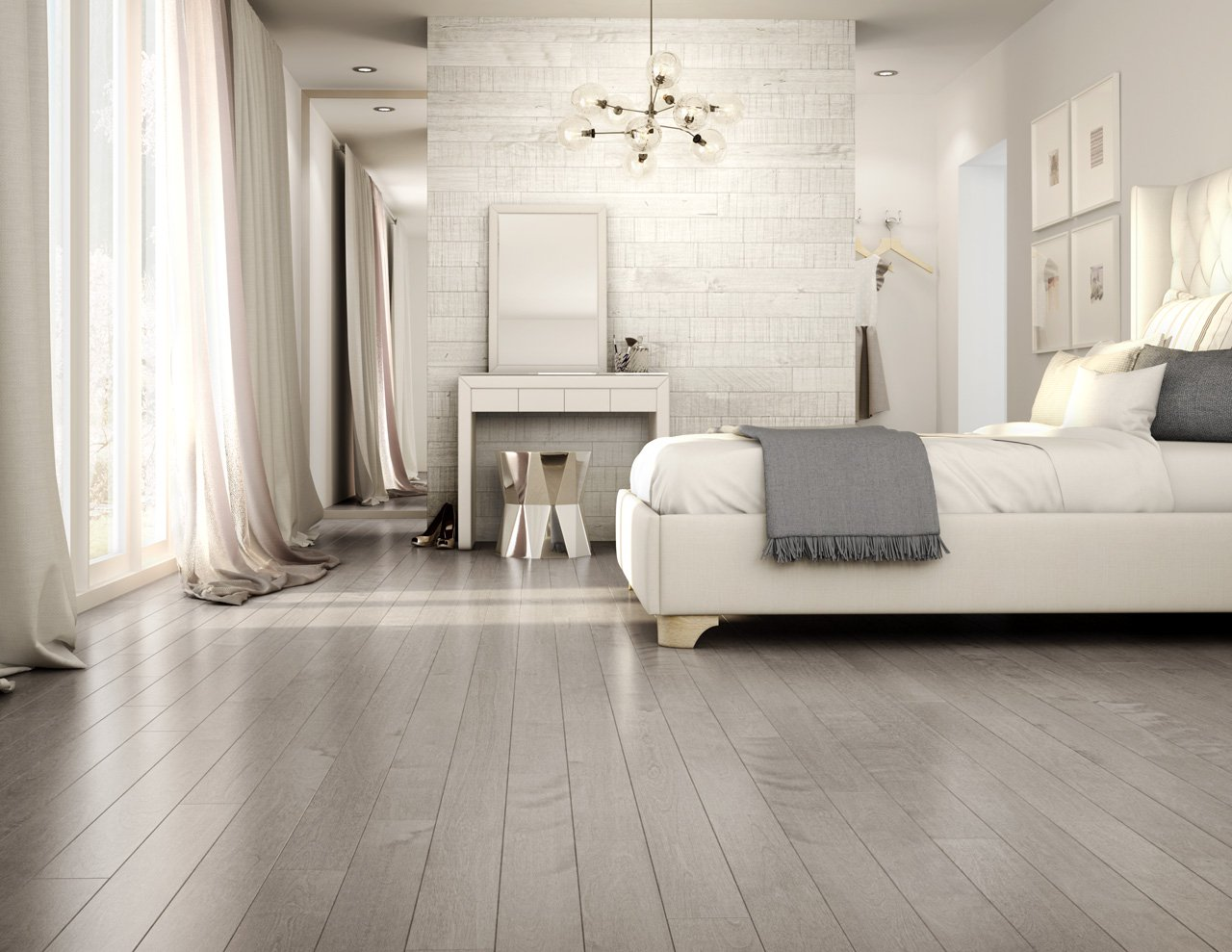 Preveco hardwood flooring