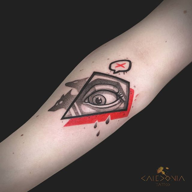 """""""(Wolf_Eyes)"""" For any tattoo enquiry, please contact me directly on my new website. Link on the bio.  www.caledoniatattoo.com"""