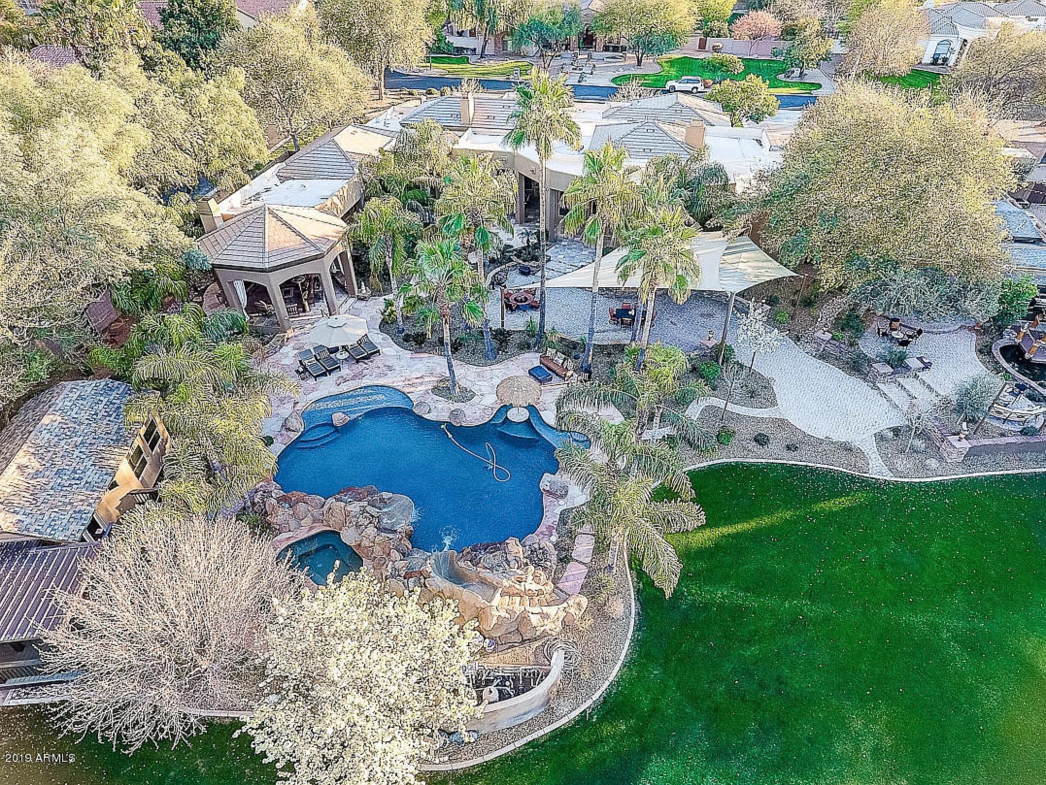 1168 E Desert Court, Gilbert - $2,400,000 - 6 Beds, 6 Baths, 5,494 Sf