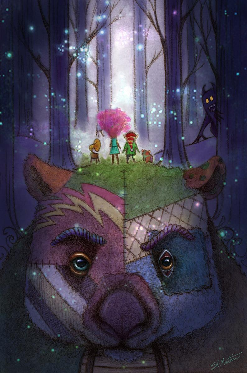 The Boy Who Lost Fairyland - by Corina St Martin - Small.jpg
