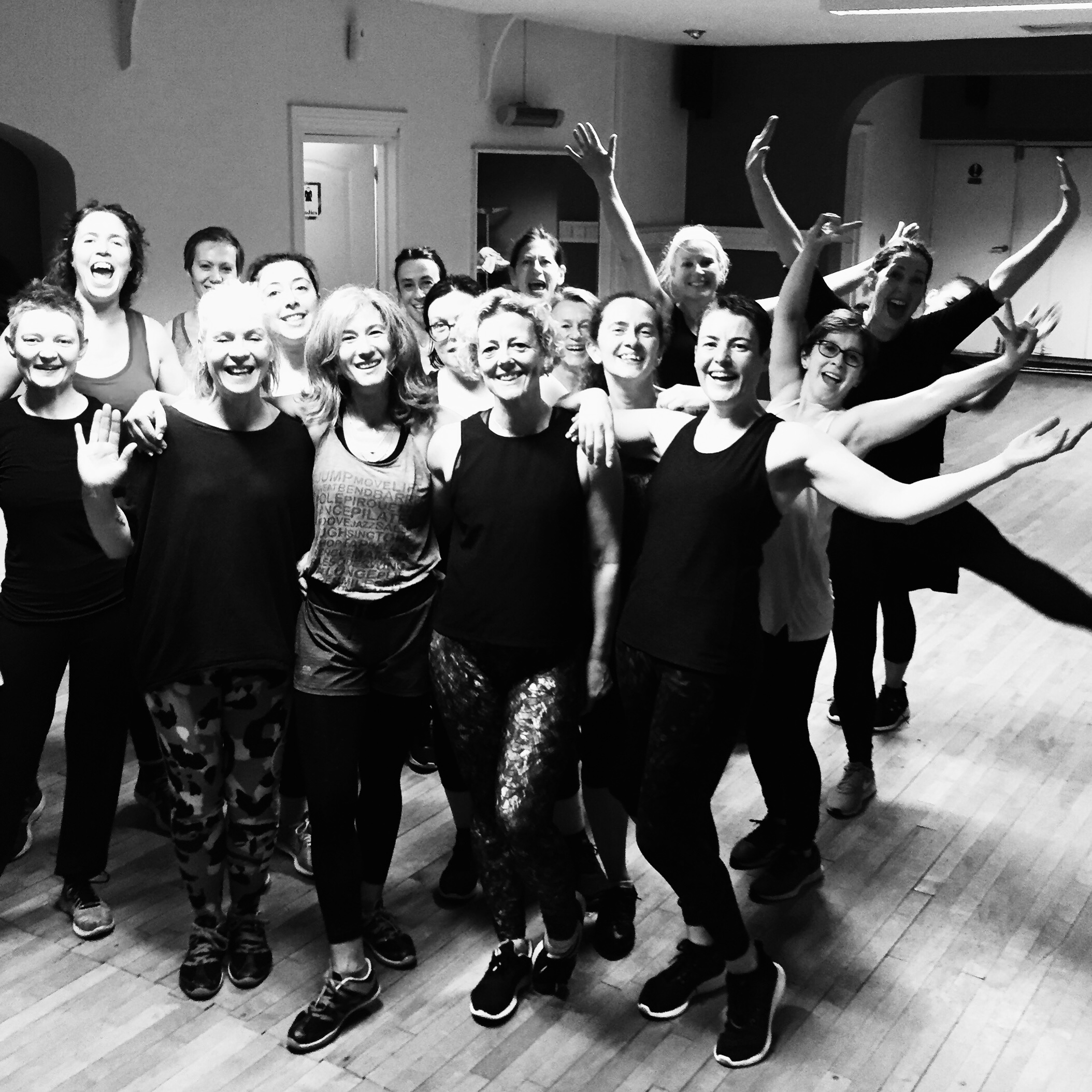 Body Beat - Dance to new and old tracks - styles include salsa, samba, jive, cha cha, tango, paso and often pop type steps thrown in too! Classes are fun, high energy and will make you SWEAT!Fridays @ Brockwell Lido (Studio 2) @ 9.30amSundays @ The Grafton Dance Centre @ 9.45am
