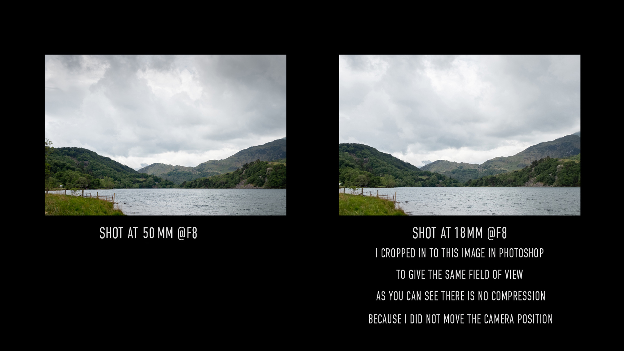 How To Choose The Best Focal Length For Landscape Photography Ian Worth