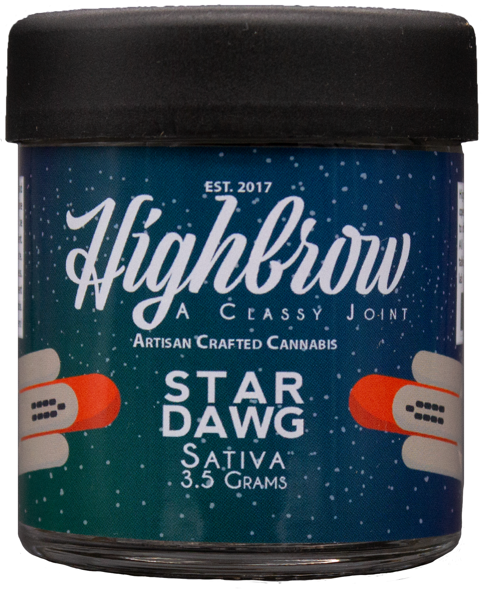 Star Dawg - Launch into space.