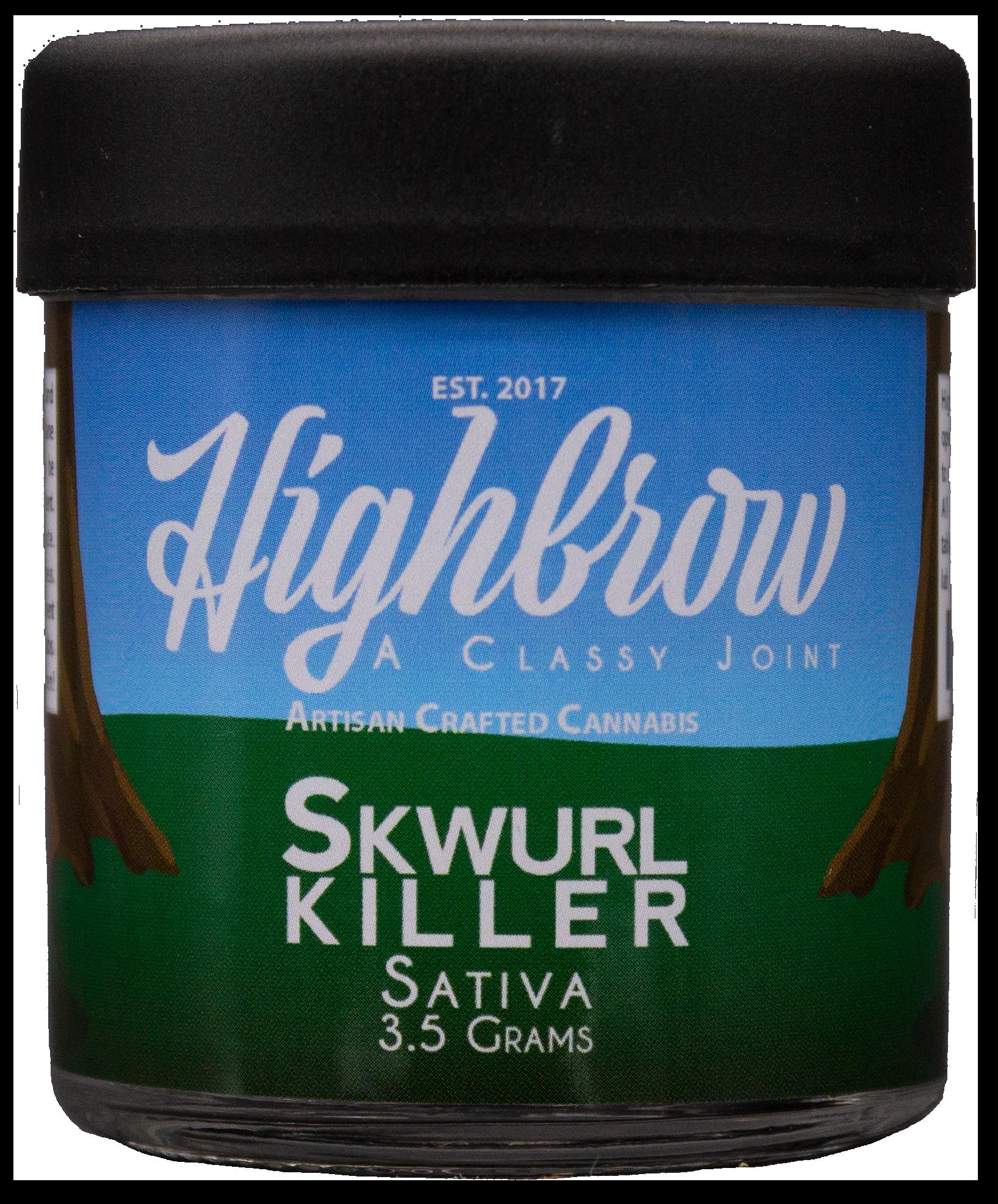 Skwurl Killer - Worth the hunt.