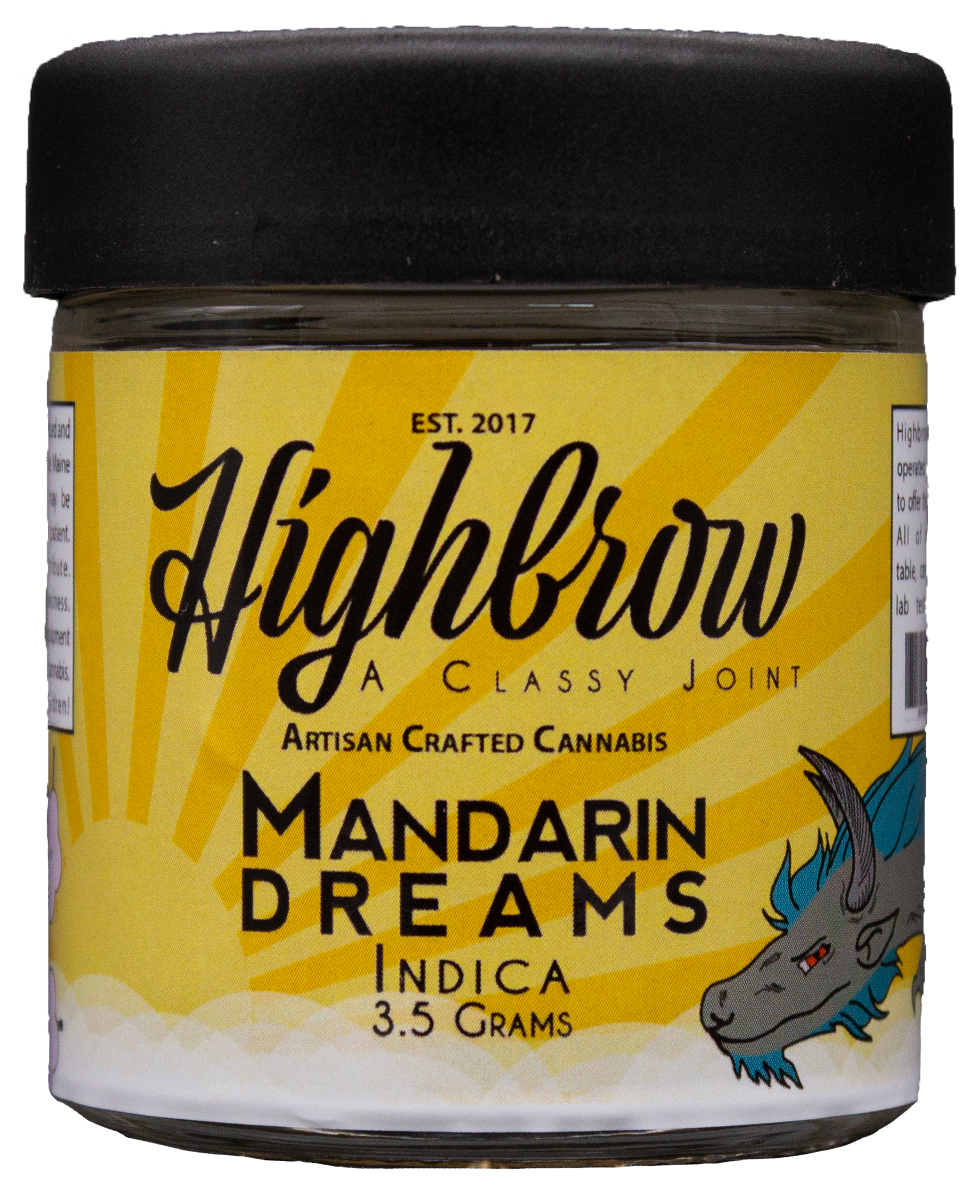 Mandarin Dreams - An indica for your daydreams.