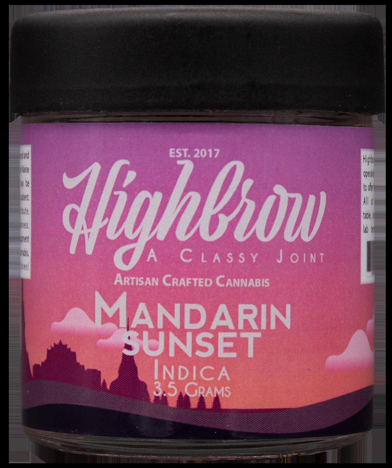 Mandarin Sunset - Take a walk through this Thai sunset.