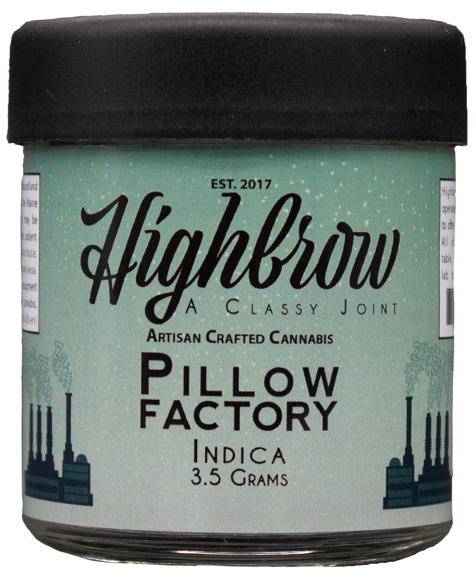 Pillow Factory - Grab a pillow; you'll need it.
