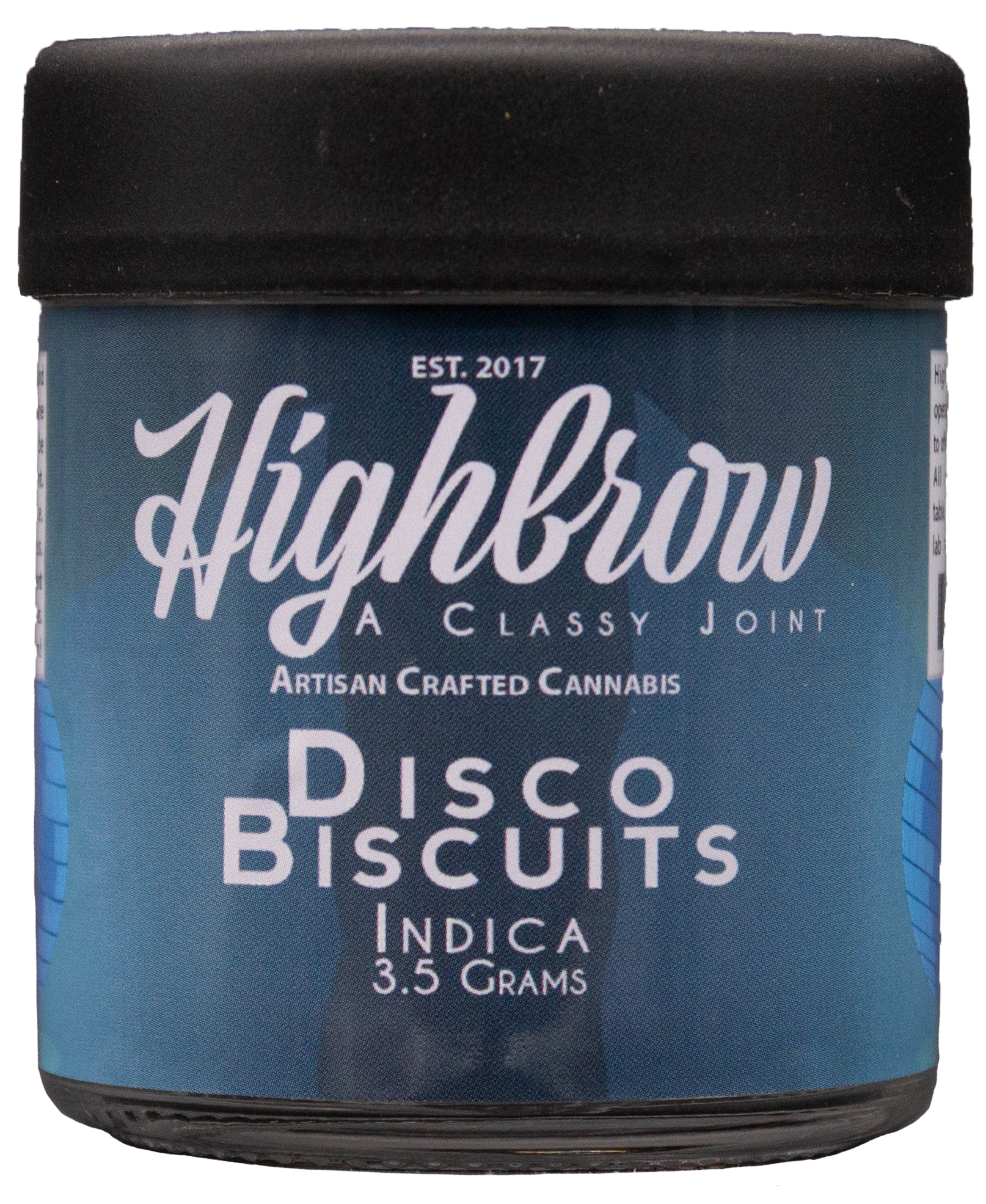 Disco Biscuits - A biscuit for the soul.