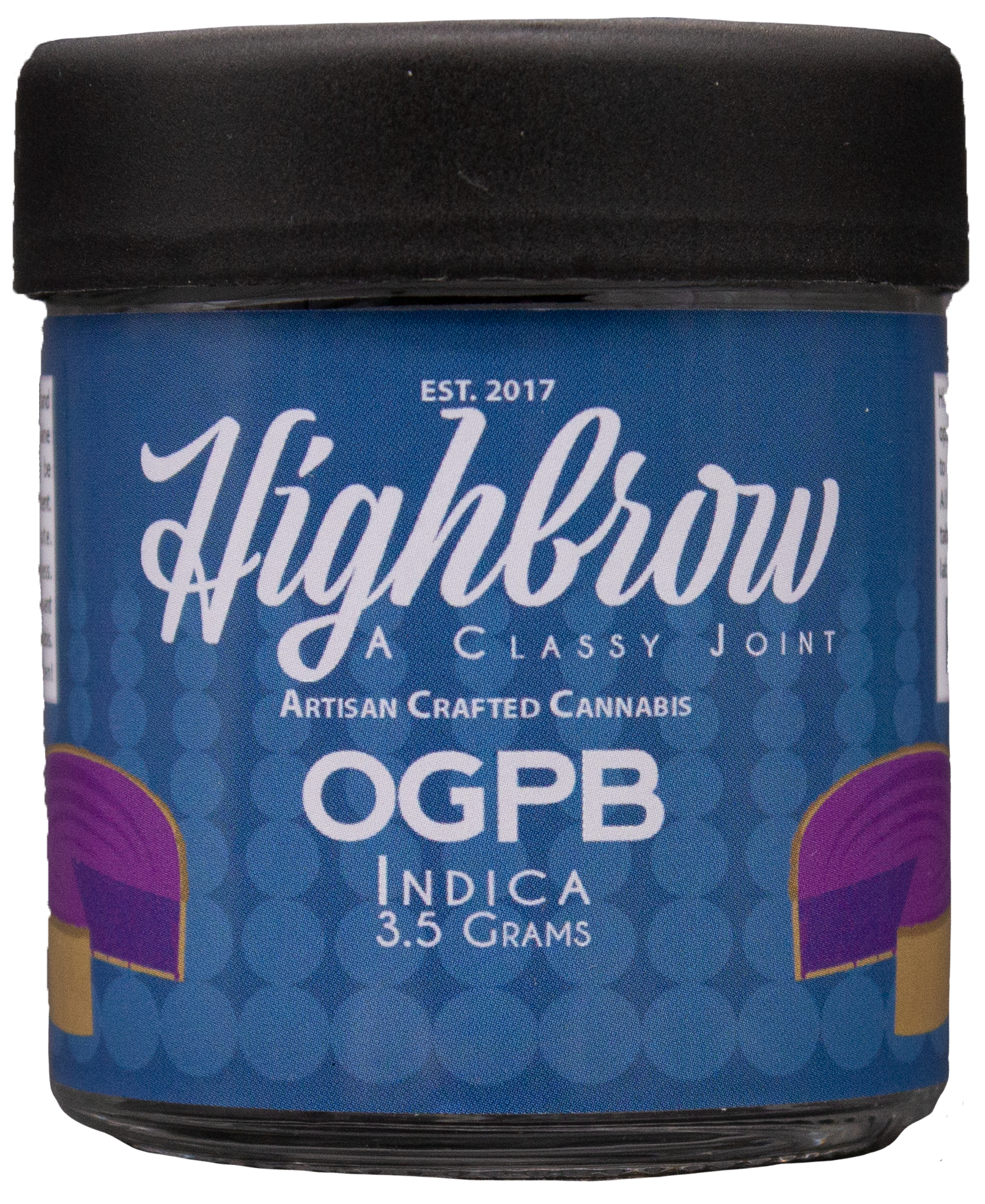 OGPB - The best kind of pie breath.