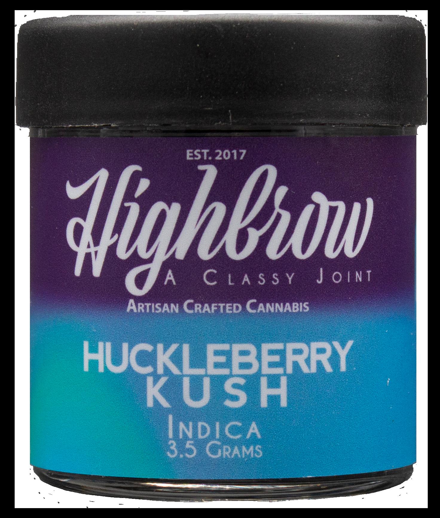 Huckleberry Kush -