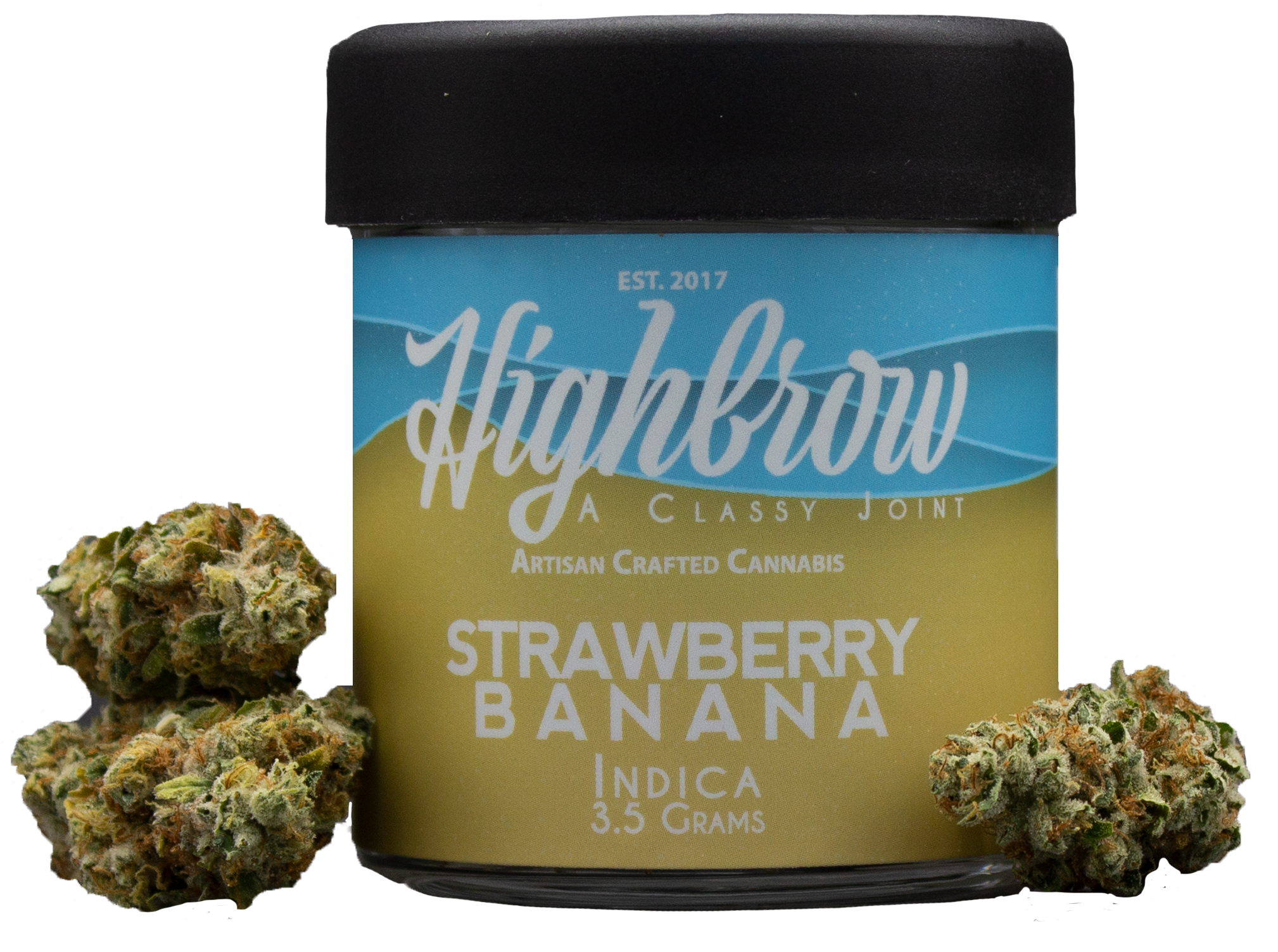 Strawberry Banana -