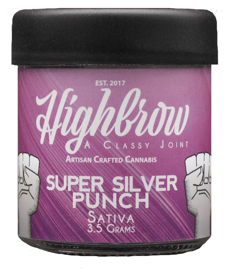 Super Silver Punch -