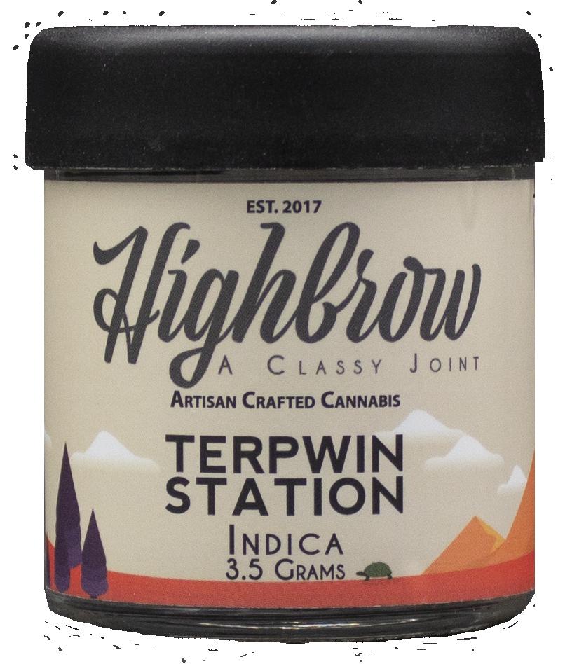 Terpwin Station -