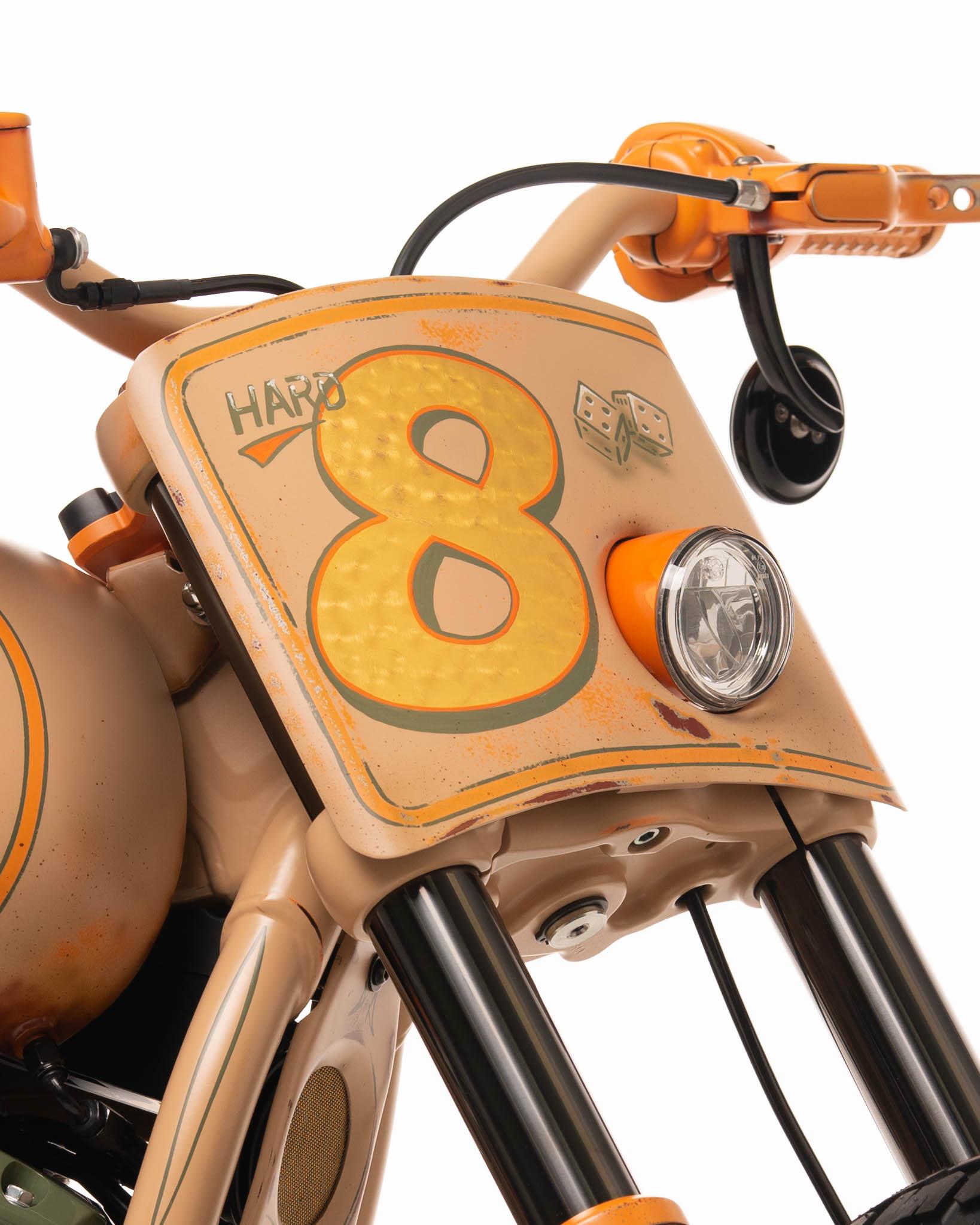 Harley Davidson Daymaker Reflector LED Fog Lamp - Part No. 68000090