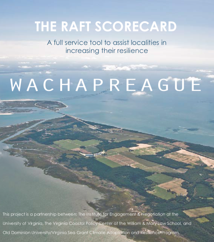 2018 RAFT Partnership - The RAFT Scorecard for Community Resilience