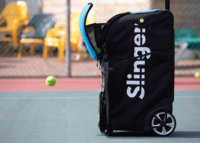 Ball Machine Hire Sudbury Tennis Club