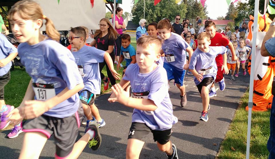 Cruisin' Kids Run - Free Kids Run! Distances 1/4 - 1 mile9:30 am @ Babbott Park Walking Loop