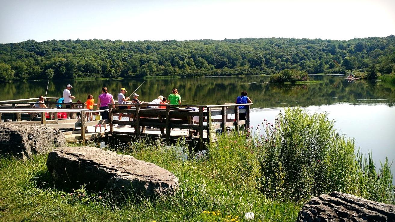 Nearby State Forest Access - Albert J. Woodford MemorialBeaver CreekGorton LakeMt HungerCharles E. Baker