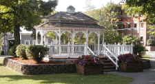Douglass Park, Oriskany Falls - Main Street, Oriskany FallsGazebo Donated by George Tucker