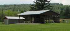 Town of Marshall Playground & Pavilion - Town Hall, 2651 State Route 12B, DeansboroPavilion, Kitchenette, Restrooms, Picnic Tables, Electric, Water