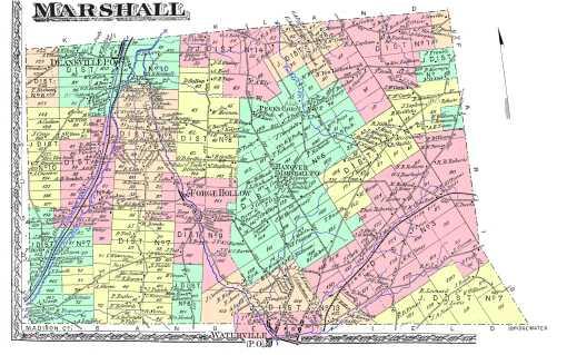 Marshall Historical Society - Deansboro, NY