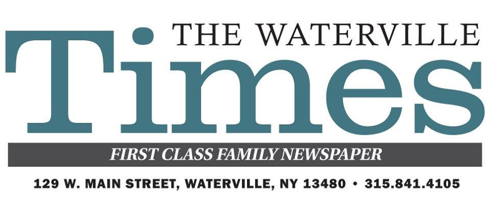 The Waterville Times - 129 W. Main StWaterville, NY 13480315-841-4105