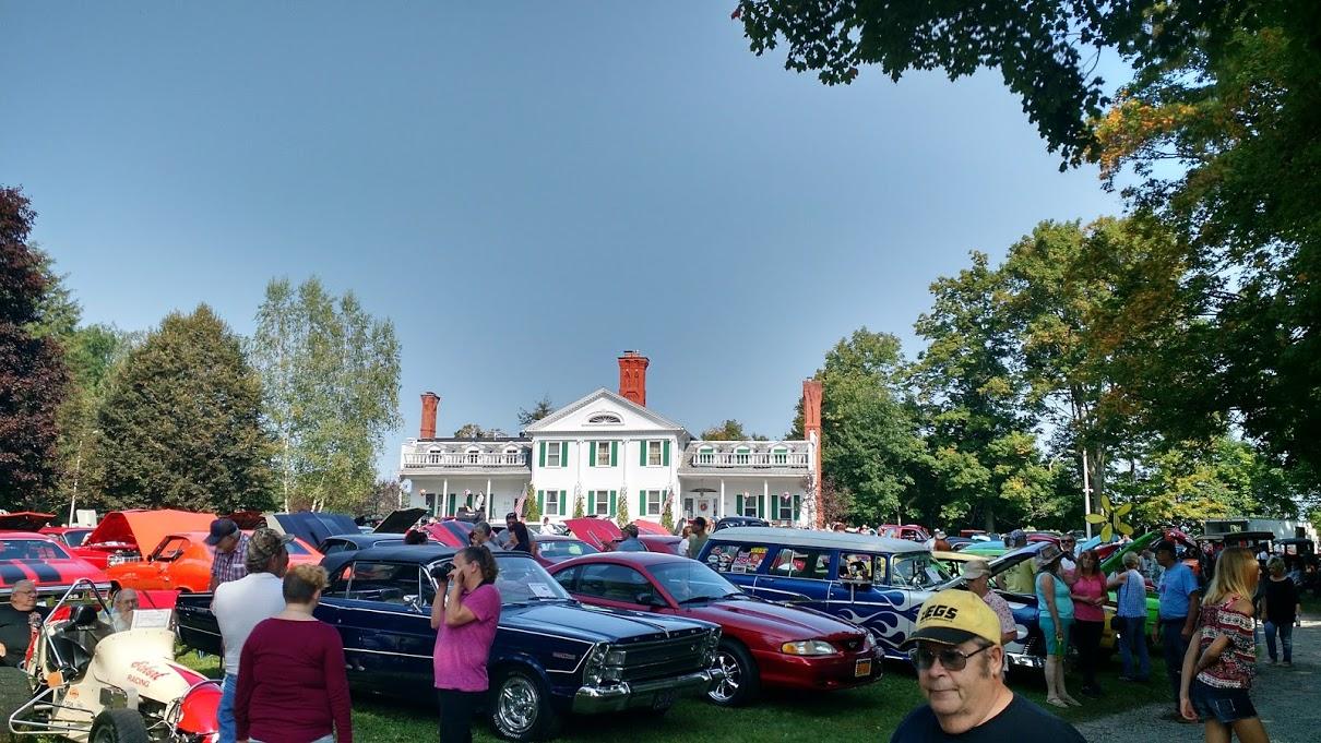 Cruisin' Into Waterville - Third Saturday in September AnnuallyIntroFormsCruisin' Day Info