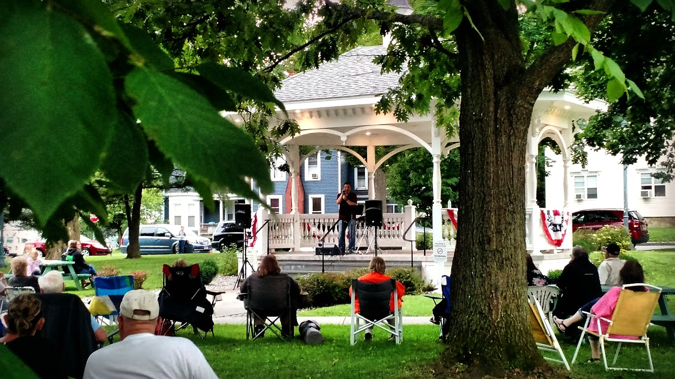 Summer Bandstand Concerts - Wednesday Evenings 6-8 pmAt the Village BandstandJuly 3rd - August 28th