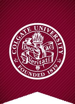 Colgate University - 13 Oak DriveHamilton, NY 13346