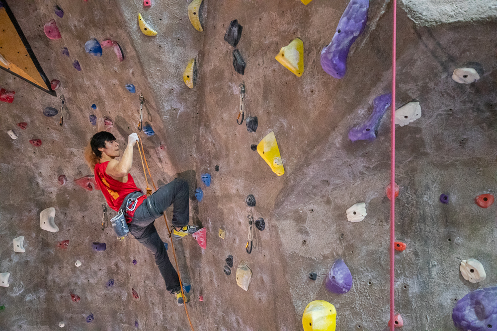 unlimited climbing for a month! - Climb to your heart's content with a one-month membership to The Cliffs. Upgrade to a full membership at the end of your month and we'll waive your initiation fee ($49 value).