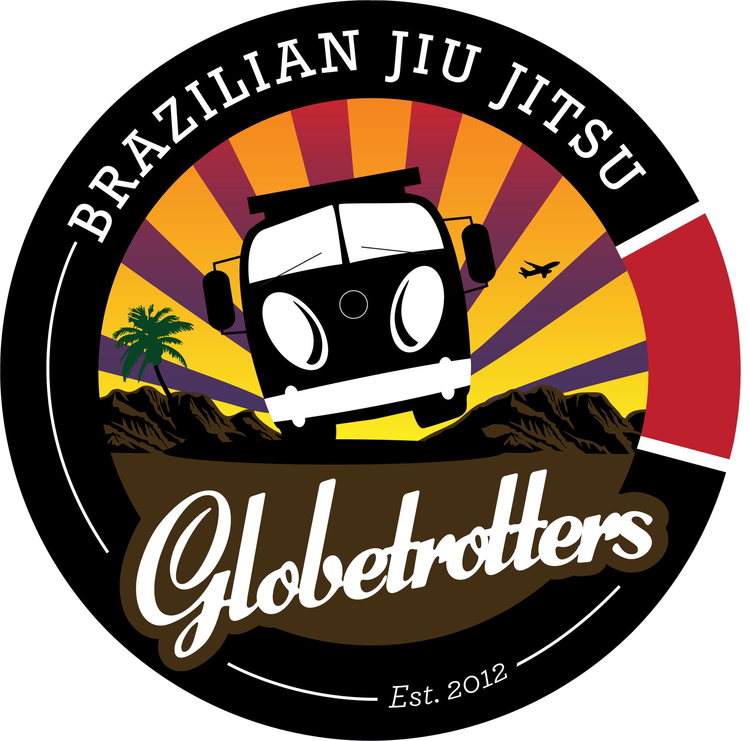 BJJ Globetrotters Logo